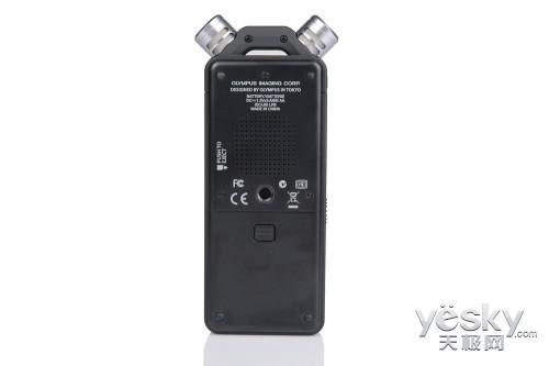 高端简便奥林巴斯录音笔LS-14性能评测