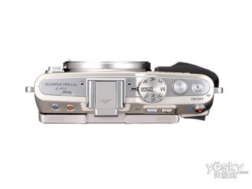 无反相机销量冠军奥林巴斯E-PL5报价4099元