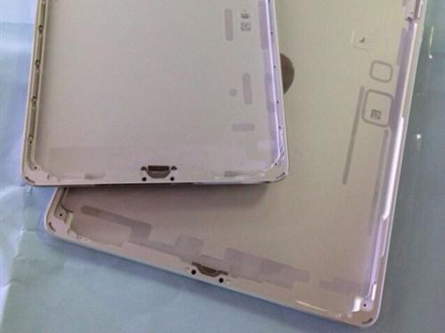 同时发布?iPad 5/mini 2再泄背板谍照