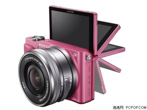 微单相机超值购索尼NEX-3N套机仅2600
