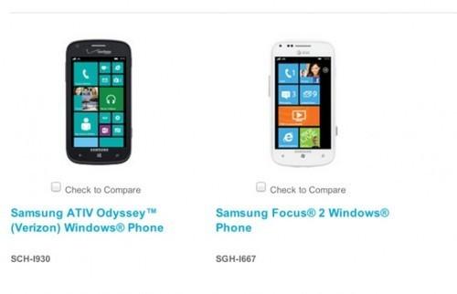 代号SM-W750V 三星愈发力Windows Phone