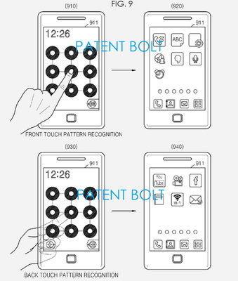 三星新专利透露全透明手机屏幕 两面都可触控