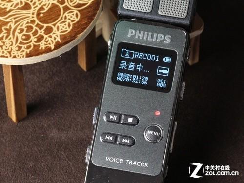 可40米无线录音飞利浦VTR7000使用体验