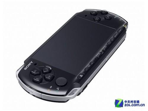 钢琴黑限量售索尼PSP3000仅售725元