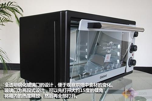 烘焙幸福的味道 格兰仕25L电烤箱评测