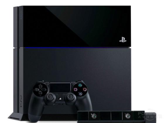 震撼体感游戏机 索尼PS4 500G报3700元_数码