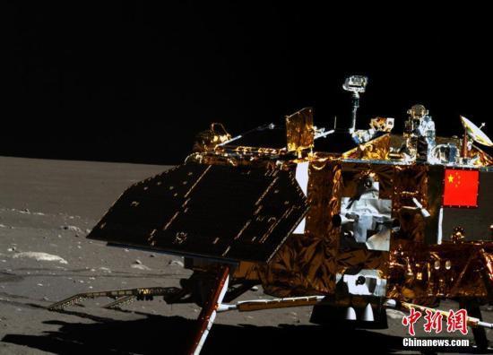 嫦娥三号探测器第四月昼成功唤醒按计划探测