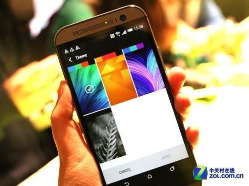 Colorful UI+手势操作 HTC Sense 6浅析