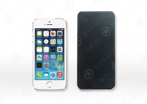 配件厂商曝光iPhone 6模型 大屏跑不了