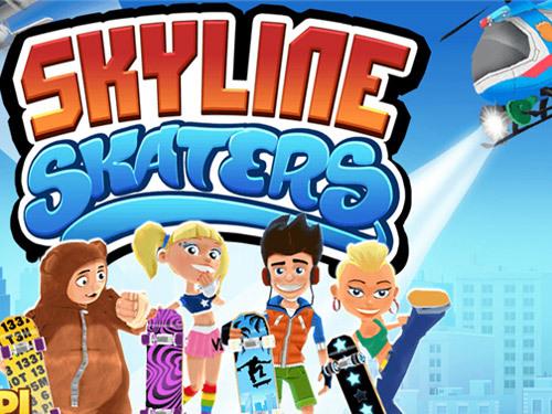 熊孩子屋顶玩滑板《Skyline Skaters》评测 滑板 Skaters_手机_新浪
