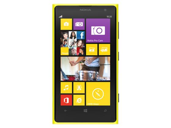 诺基亚 Lumia 1020