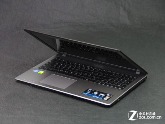 华硕 X550灰色 外观图