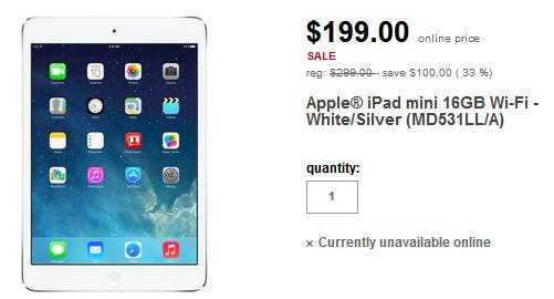为新品铺路?美iPad