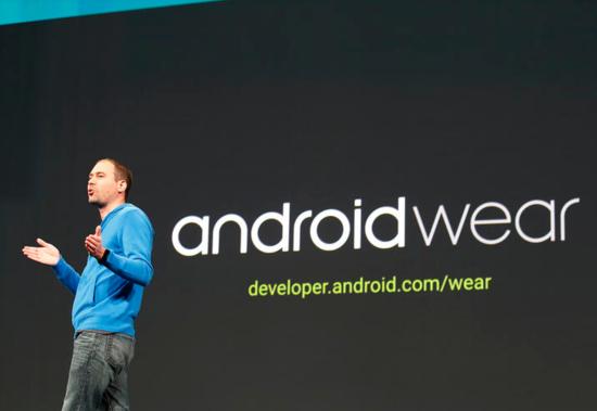 Android Wear系统将迎来升级