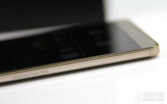 6英寸屏海思八核4G双卡 华为Mate7评测