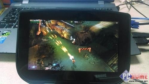 """将PC游戏""""搬""""到掌上 Shield评测"""