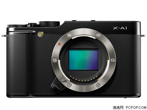 入门级微单相机富士X-A1套机售2699元