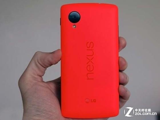 整机性能超赞 LG Nexus 5报价仅1950元