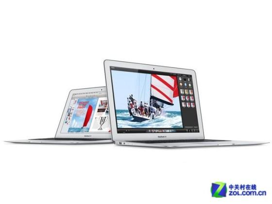 长续航高效能 苹果MacBook Air火热促销
