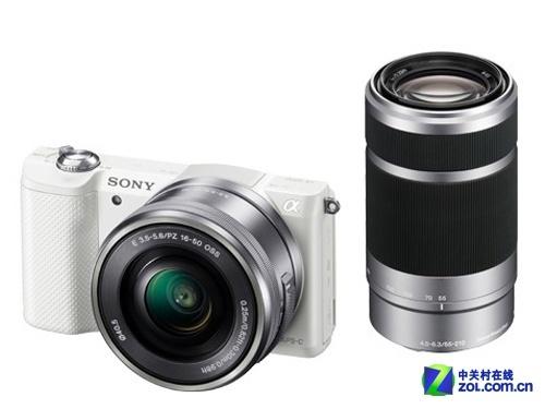 全焦段覆盖索尼A5000双套机售6399元