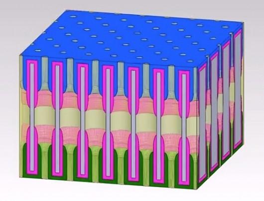 新型纳米电池诞生:10分钟内充满