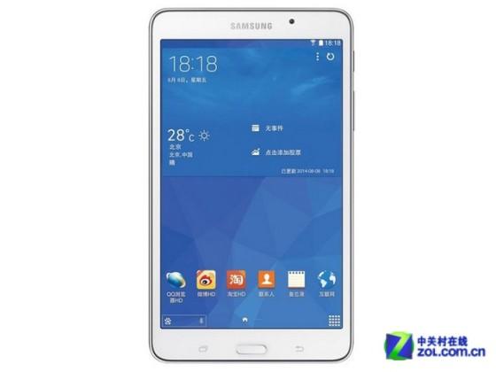 是平板也是手机 GalaxyT231京东1388元