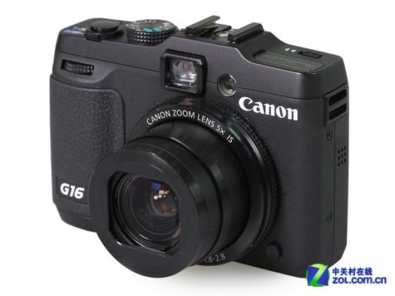拍摄乐趣多佳能数码相机G16售2550元