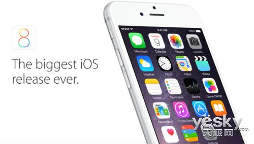 或带有Beats音乐服务iOS8.4开发进行中