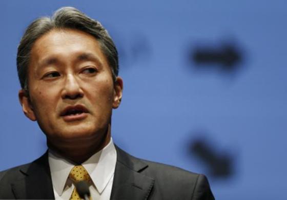 索尼总裁兼CEO平井一夫