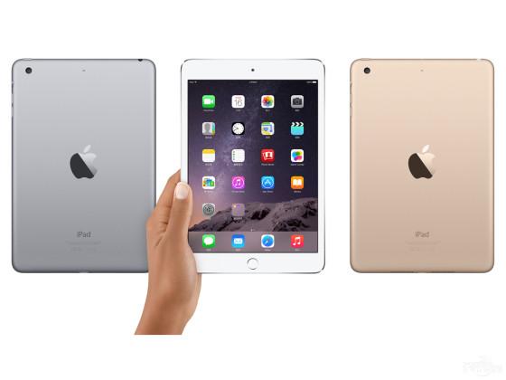轻松拍摄苹果iPadMini3平板仅售2750元