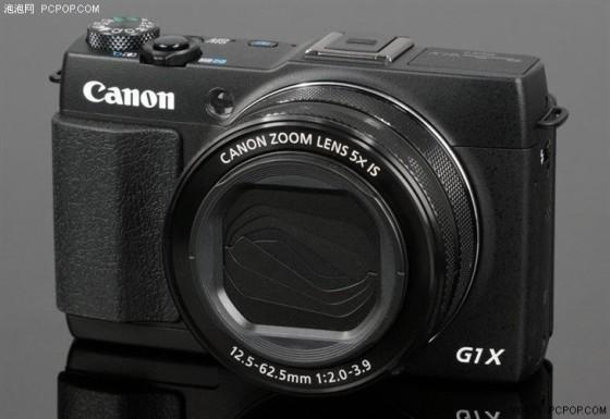 大底便携相机佳能G1XII售4095元