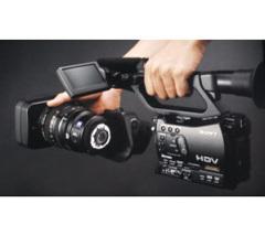 DV新时代索尼可更换DC镜头的新品摄像机