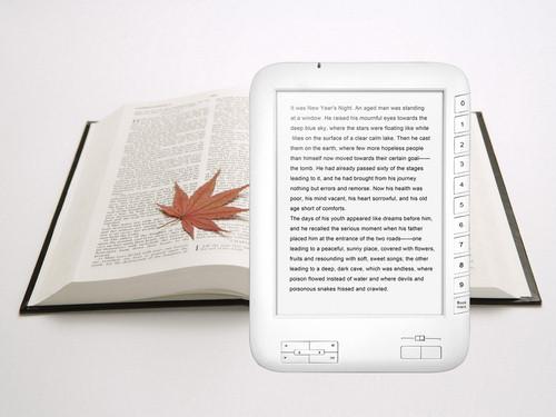 最新电子阅读器产品欧恩E1曝光