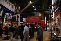 Sanus Systems展台