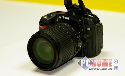 镜头 高清单反尼康D90调价图片