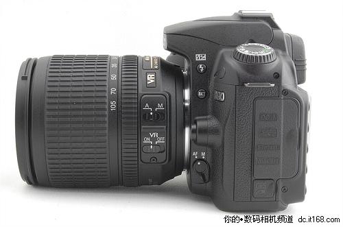 专业级单反相机尼康D90套机促销价6700元