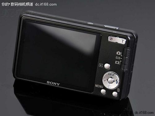 支持4倍光学变焦索尼W350最新价1580元