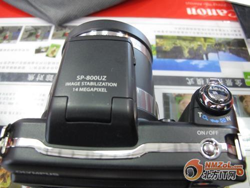 30倍光变奥林巴斯SP800长焦仅售2150