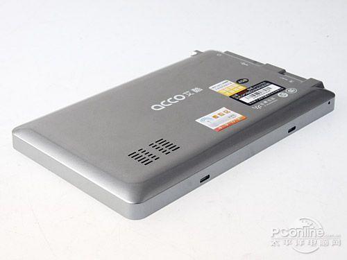 带电子门票ACCO艾酷A700自驾版GPS试用(2)