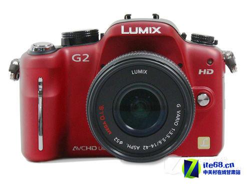 自动对焦单电相机松下G2GK售价3880元