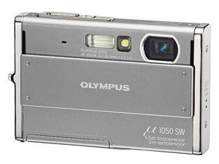 奥林巴斯μ1050SW