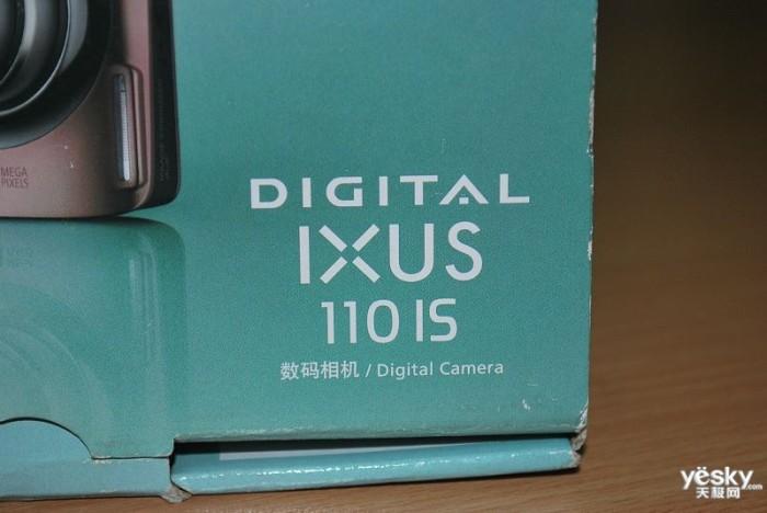点击查看:佳能 IXUS110 IS 下一张清晰大图