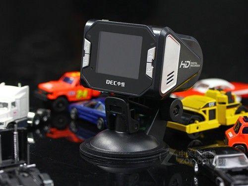夜视移动侦测中恒SG16行车记录仪实测