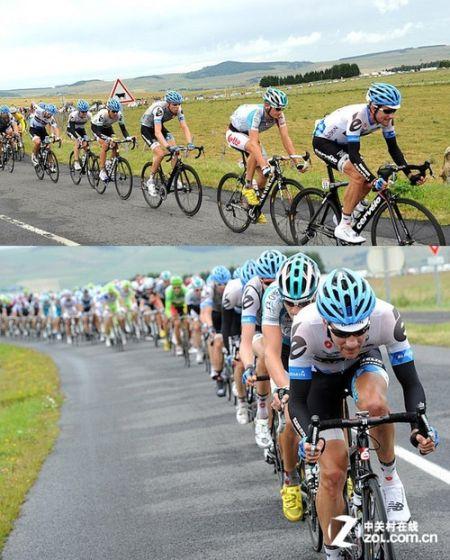 环法自行车队专用GarminEDGE新产品详测