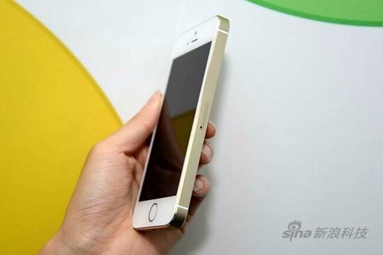iPhone 5s评测体验