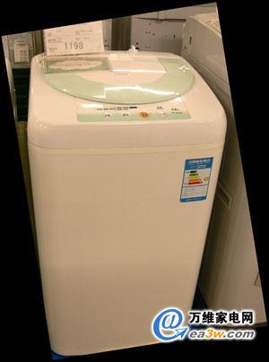 大家都说好近期最受关注的洗衣机盘点(8)