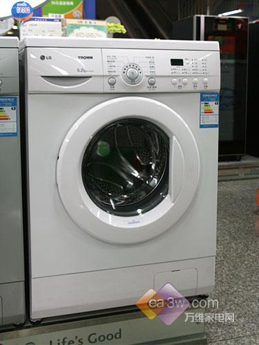 特价滚筒仅2750元洗衣机降价TOP5