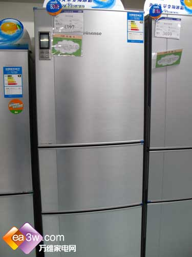 帮妻子减轻负担4000元级三门冰箱推荐(3)