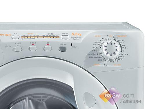 独特魅力最具时尚气息滚筒洗衣机推荐(2)
