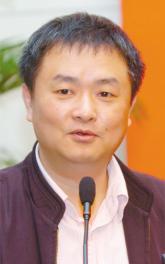 北京大学电子信息学院院长梅宏